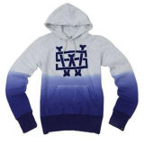 Custom Cotton/Polyester Printed Hoodies Sweatshirt of Fleece Terry (F126)
