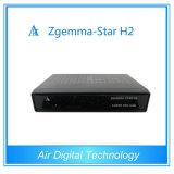 Combo DVB S2 DVB T2 Digital Satellite Receiver Zgemma-Star H2 HD Satellite Receiver Sharing