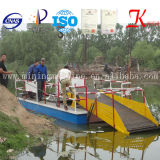 Floating Garbage Salvage Boat & Weed Harvester/ Aquatic Weed Cutting Ship