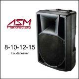 "8""/10""/12""/15"" 2-Way Active Speakers/PA Speaker/Plastic Speaker Box"