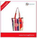 Fashion Chevron Custom Printed Canvas Tote Bags