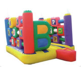 2015 New Style Inflatable Castle Climbing QQ14294-5