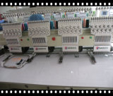 2 Heads Flat Embroidery Machinery for Cap Embroidery Machine Computerized