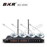 Bu-3940 Professional UHF Wireless Conference Microphone System