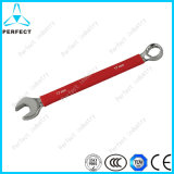 Plastic Coated Finishing Drop Forged Combination Wrench