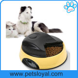 Manufacturer 4 Meal Electronic Automatic Pet Dog Bowl Feeder
