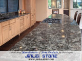 Polished Brazil Granite Countertops for Kitchen