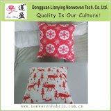 100% Cotton Printing Christmas Cushion