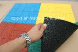 EPDM Granule Safety Rubber Flooring Tile, Rubber Mat (013)
