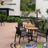 Solid Grooved Type WPC Outdoor Flooring