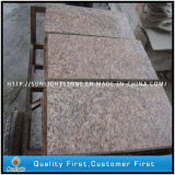 Cheapest Flamed Tiger Skin Yellow Granite Outdoor Paving Stone Tiles