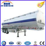 3 BPW Axle 52cbm Aluminium Alloy Diesel/Petrol/Crude Oil/Gasline/Liquid Chemical Bulk Cargo Tanker Truck Tank Semi Trailer