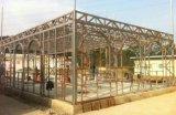Light Steel Structure Villa with Sandwich Panels