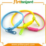 Customer Design Zipper Bracelet with Gift