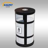 Europe Style Outdoor Metal Trash Bin (TSR-123)