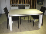 (ST-138) Home Furniture International Style MDF Dining Table