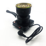 Single Coil Electric Hookah Charcoal Heater Hotplate Portable Stove (ES-HS-001)
