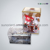 Spendid Folding Printed Clear Plastic PVC Packaging Box