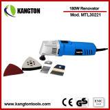180W 1.6A Multi-Purpose Oscillating Tool Renovator