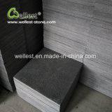 Black Granite Tile Flamed Floor Tile Wall Decorative Tile G684