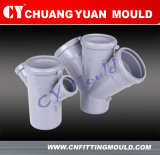 Plastic Pipe Fitting Mould / Mold