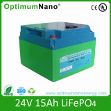 24V 15ah Lithium-Ion Battery Electric Bike, EV, E-Scooter Battery