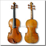 Hand Made 4/4 Master Antique Style Conservatory Violin (VHH1200)