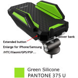 Bicycle Mount Holder with External Portable Power Bank for iPhone/Samsung/HTC