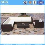 Modern Resort Hotel Furniture PE Rattan Cube Sofa Set
