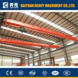 10t-7.5m~30m Single Girder Electric Hoist Overhead Crane for Users