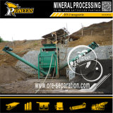 Oxide Manganese Tungsten Ore Process Machine Magnetic Separator Mining Equipment