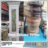 High End Onyx Marble Column or Pillar for Home Decoration