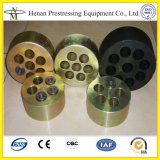 12.7mm Prestressed Anchor Head for PT Cable Strand