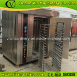 All stainless steel electric cake, bread baking oven machine with 130kg/h