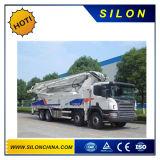 Zoomlion 46m Zlj5419thb 46X-6rz Truck-Mounted Concrete Pump