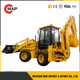 Multi-Use Machine Front Loader and Backhoe Loader Wz30-25 with Ce