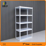 Steel Angle Post Storage Shelf
