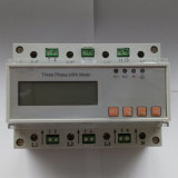 Three Phase Directe Connect DIN Rail Energy Meter with Modbus