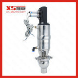 Sanitary Pneumatic Stop and Reversing Valve with Position Sensor