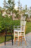 Clear Crystal Chiavari Chair for Banquets