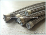 Stainless Steel Braided PTFE Tube Teflon Hose (SAE100 R14)