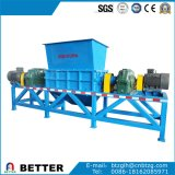 Plastic/Wood / Tire/Used Tyre/Solid Waste/Medical Waste/HDPE/HDPE Drum Shredder for Sale