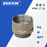 Hexagonal Thread Conversion Fitting for Metal Cable Gland