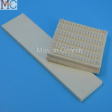Chinese Supplier Excellent Wear Resistance Ivory Alumina Ceramic Plate