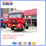 Iveco Genlyon 4*2 340HP Tractor Head Made in China 122th Canton Fair