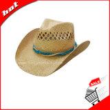 Cowboy Straw Hat, Cowboy Hat, Straw Hat, Raffia Straw Hat