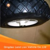 Manufacture Kinds of Tread Pattern PU Foam Wheel