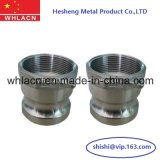 Stainless Steel Camlock Coupling Groove Fittings Pipe (Valve)