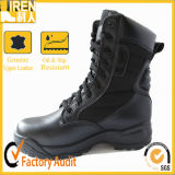 New Design Black Police Tactical Boots