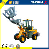 1.6ton Wood Grabber Wheel Loader with CE